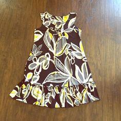 Floral Marcel and Madison dress Floral Marcel and Madison dress. Size 10. Barely worn. Dresses Mini
