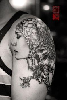 by facebook.com/Joey.tattoo