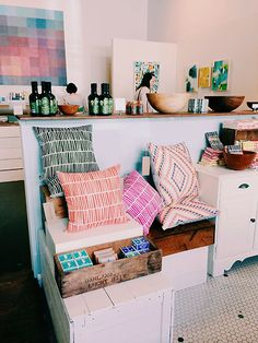 a visit to marion & rose's workshop. / sfgirlbybay