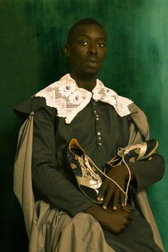FEATURE: Through the lens of Senegalese Photographer, Omar Victor Diop – AFROPUNK