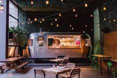 Foodtrucks Ideas, Truck Restaurant, Restaurant Ideas, Restaurant Design, Coffee Food Truck, Food Truck Events, Best Food Trucks, Food Truck Business, Food Truck Design