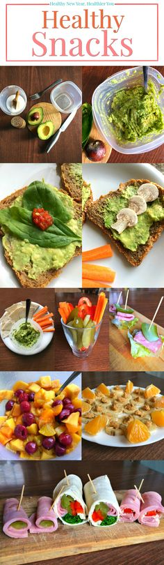 Today I share some of my favorite healthy snacks! These healthy snacks are simple, delicious and really quick and easy to make! I hope you find some interesting one or maybe it inspire you to create your own healthy snacks! I don't know about you but I tend to crave for some snacks between the...Read More »