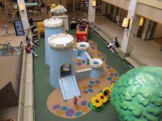 Mister Rogers' Neighborhood Play Area. Monroeville Mall, Monroeville, PA.  pinterest.com/... #hamptoninnmonroeville  www.facebook.com/... #pittsburghhotel