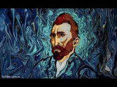 Stunning footage shows Van Gogh painting recreated on water - YouTube Van Gogh Museum, Van Gogh Paintings, Impressionist Art, Vincent Van Gogh, Dark, Water, Youtube, Fictional Characters, Reggio