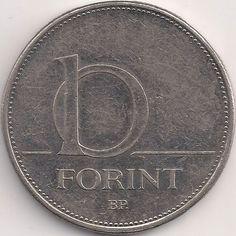 38 Meilleures Images Du Tableau Hungarian Forint Coins Hungary Et
