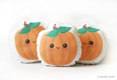 Pumpkin Pillow Plush