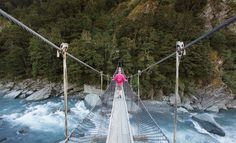 Wanaka Activities - Rob Roy Glacier Track