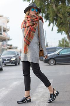 ME AND MY BLANKET SCARF | Cool UR Style