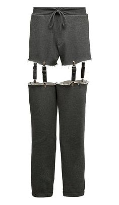 3eb249850ae7 Puma x Fenty By Rihanna Women Suspender Sweatpants (gray   heather)