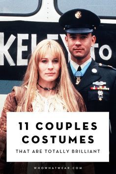 The best Halloween costume ideas for couples