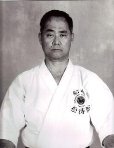 Funakoshi Kenneth Shihan