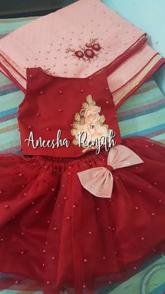 Baby Frock Pattern, Frock Patterns, Baby Tutu, Baby Dress, Little Girl Dresses, Nice Dresses, Kids Indian Wear, Kids Gown, Skirts For Kids