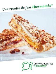 Jésuite aux amandes par jessdu33850. Une recette de fan à retrouver dans la catégorie Desserts & Confiseries sur www.espace-recettes.fr, de Thermomix<sup>®</sup>.