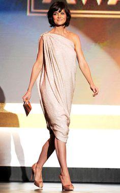 Grecian Goddess: Katie Holmes' Best Looks