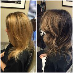 #hairbykarleeann #ellemarielakestevens #ellemariekarlee #embracechangeatellemarie #balayage