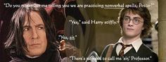 Oh Harry, you're so witty! One of my all-time favorite lines in the books! Hogwarts Letter, Harry Potter Love, Son Luna, Mischief Managed, Forever, Hunger Games, The Funny, I Movie, The Book