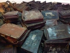 jewish refugee suitcases - Google Search