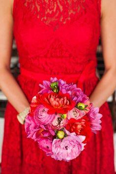 Bright Bouquets Wedding Flowers Photos on WeddingWire