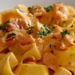 Restaurante La Pappardella, emoción por la pasta