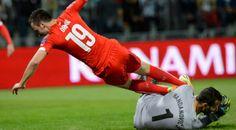 Wie gegen England zahlte die Schweiz auch beim 0:1 in Slowenien für ihre Versäumnisse einen hohen Preis.