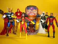 Marvel Legends Modok Series 15 by karathc, via Flickr