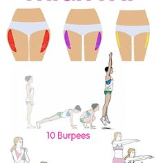 You are bothered about your leg fat! This slimming thigh workout targets leg muscles and burns