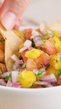 Mexican Food Recipes, Vegan Recipes, Cooking Recipes, Ethnic Recipes, Vegan Sauces, Kitchen Recipes, Going Vegan, Salad Recipes, Meal Prep