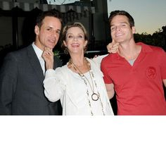 Michael Gloria and Kevin (Christian LeBlanc Judith Chapman and Greg Rikkart)