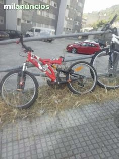 . Ola vendo bicicletas de monta�a  40euros las dos canbio. por algo  k bilime interese