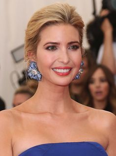 "NEW YORK, NY - MAY 04: Ivanka Trump attends ""China: Through the Looking Glass"", the 2015 Costume Institute Gala, at Metropolitan Museum of Art on May 4, 2015 in New York City. (Photo by Taylor Hill/FilmMagic)"