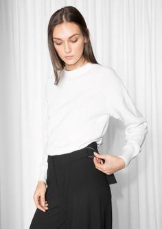 & Other Stories | Organic Cotton Knit