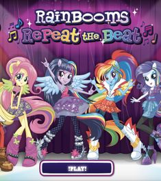 Play Free Online MLP Equestria Girls: Rainbooms Repeat the Beat Game in freeplaygames.net! Let's click and play friv kids games, play free online MLP Equestria Girls: Rainbooms Repeat the Beat game. Have fun! Mlp Games, Team Building Skills, My Little Pony Games, Friendship Games, Online Fun, Equestria Girls, Games For Kids, Repeat, Beats