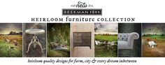 To celebrate the launch of the new book Beekman 1802 Style: the attraction of opposites, until midnight on Sept 15, all Beekman 1802 Furniture is 50% off with the coupon code FABSTYLE50
