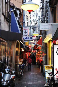 大阪 飲食街 鶴橋 #Osaka #Japan #restaurant osaka Japan restaurant