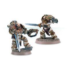 Legion Praetors