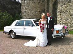 Wedding Car Hire - Maidstone, Kent, Rolls Royce & Jaguar Cavendish Wedding Cars