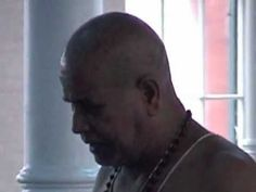 Ashtanga Vinyasa Yoga, Patthabi Jois about Yoga Chitta Vritti Nirodha.wmv - YouTube