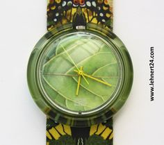 Rarität POP Swatch Midi Butterfly PMG102