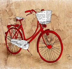 Love, love, love this. Google Image Result for http://www.theartzoo.com/pictures/prints/bicycle-illustration-09.jpg