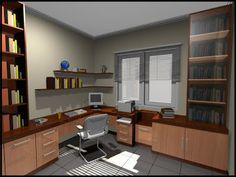 decoração escritório advocacia pequeno