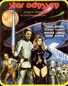Star Odyssey (1979)   Cinema Scream