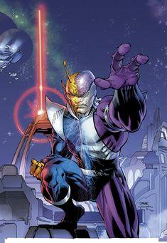 Legion of Superheroes No.3 CVR by sinccolor