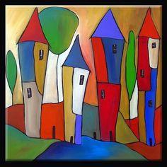 thomas fedro paintings - Pesquisa Google