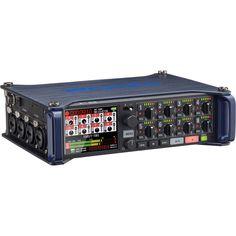 Zoom F8 Multi Track Field Recorder
