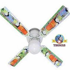 Thomas and friends ceiling fan