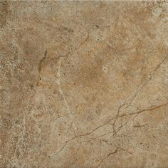 Shop Style Selections Florentine Scabos Glazed Porcelain Indoor/Outdoor Floor Tile (Common: 12-in x 12-in; Actual: 11.85-in x 11.85-in) at Lowes.com