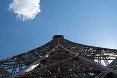 Le troisième étage vu du 2ème étage de la Tour Eiffel | Flickr: partage de photos!