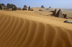Sudan: Pyramids of Meroe