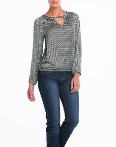 Blusa de mujer Fómul@ Joven - Mujer - Blusas y Tops - El Corte Inglés - Moda