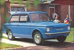 Hillman Imp - my first car (white) 70s Cars, Cars Uk, Classic Motors, Classic Cars, Motorcycle Manufacturers, Small Cars, Bugatti, Vintage Cars, Vintage Models